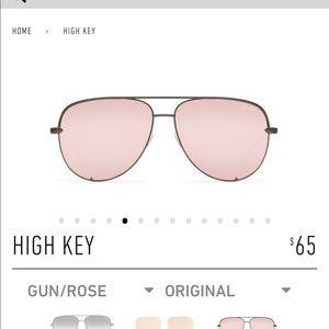 Desinperkins high key sunglasses